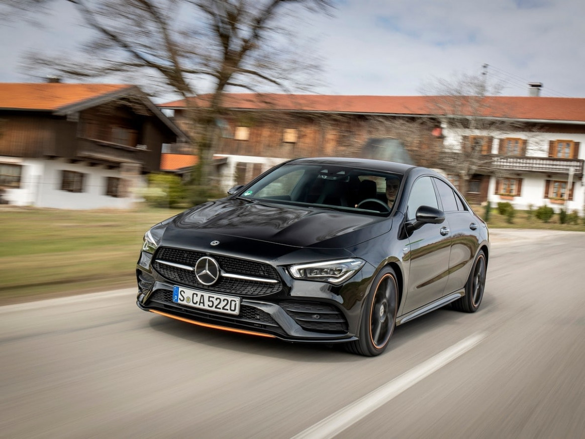 9 Mercedes-Benz CLA9 First Review | Kelley Blue Book - mercedes cla 2020 price