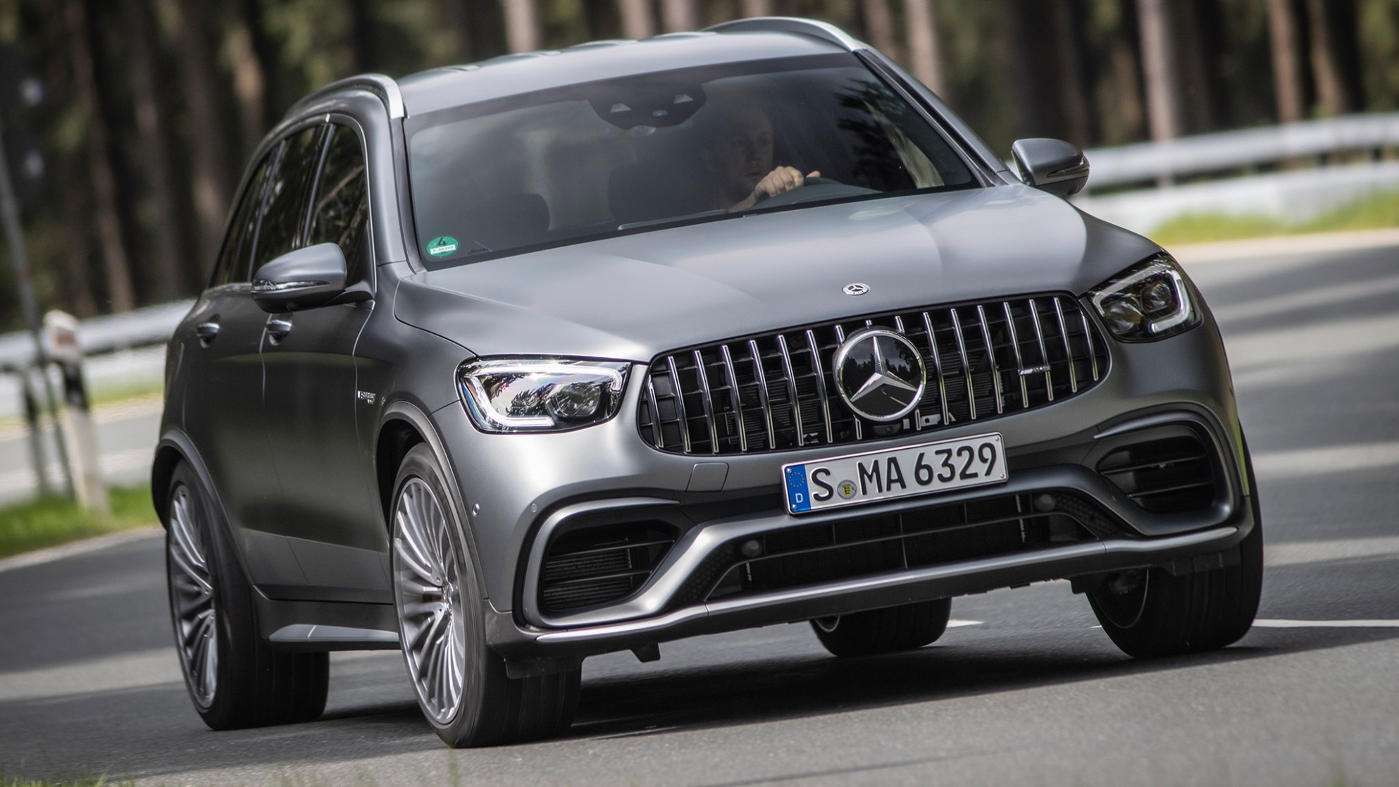 9 Mercedes-Benz GLC 9 and GLC 9 Review: Don't Mess It Up
