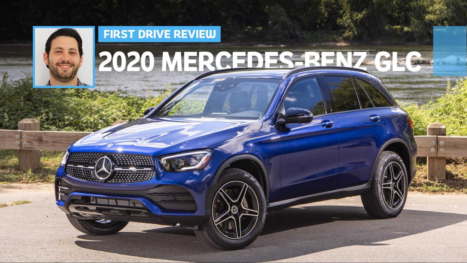 9 Mercedes-Benz GLC 9 First Drive: More To GLC - 2020 mercedes glc