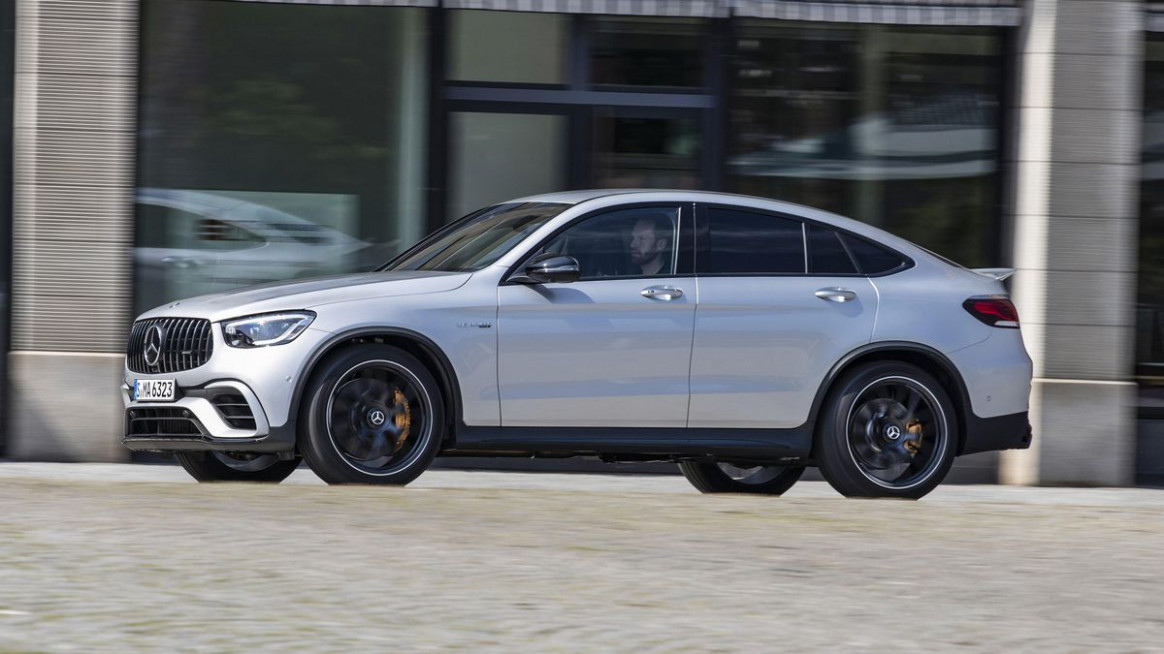 9 Mercedes-Benz GLC-Class first drive review: If it ain't broke ...