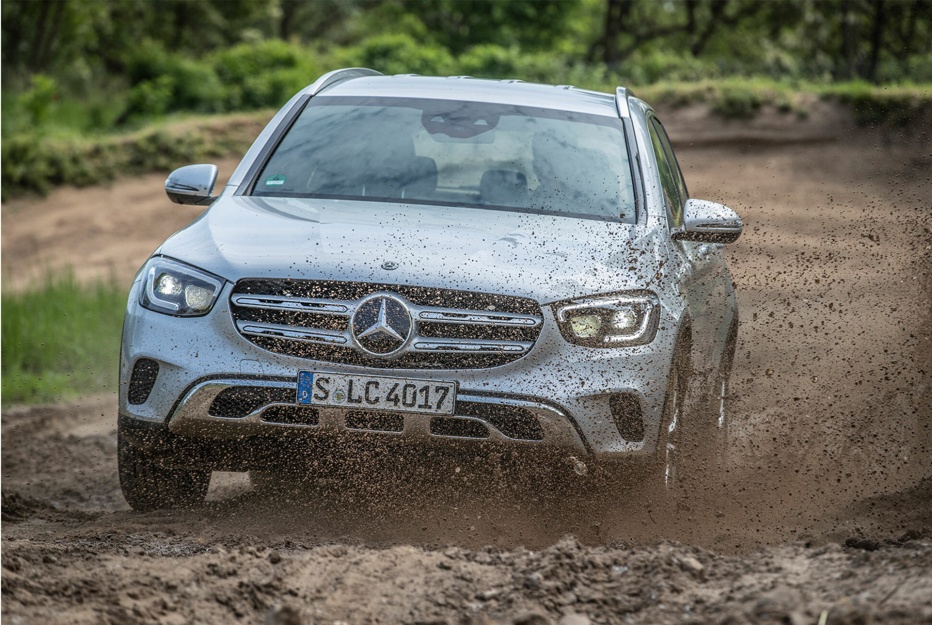 9 Mercedes-Benz GLC-Class Review: Adding Off-Road Chops to a ..