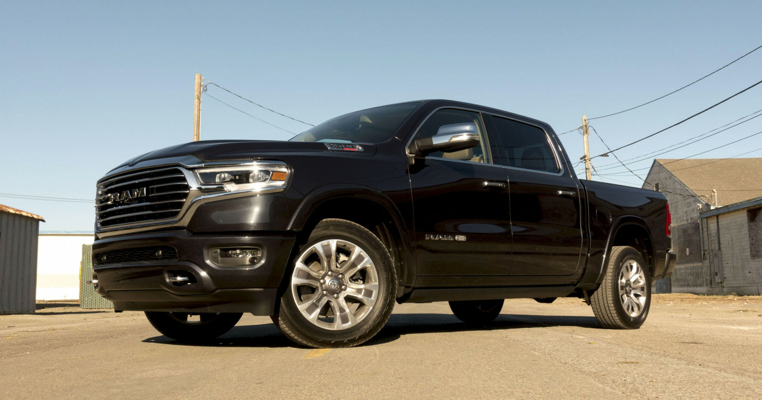 9 Ram 9 EcoDiesel review: The best full-size truck adds ...