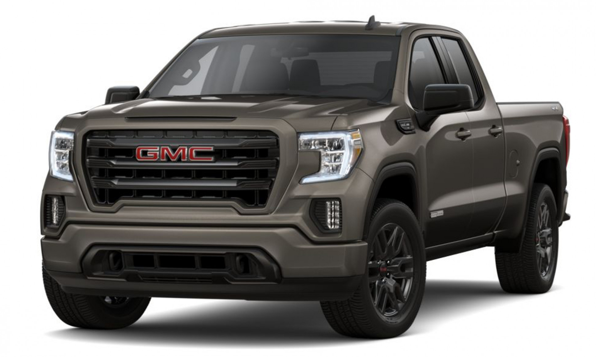 9 Sierra 9 Ditches This Paint Option, Gains New One | GM ...