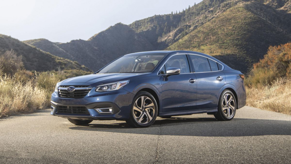 9 Subaru Legacy first drive review: It's what's inside that ...