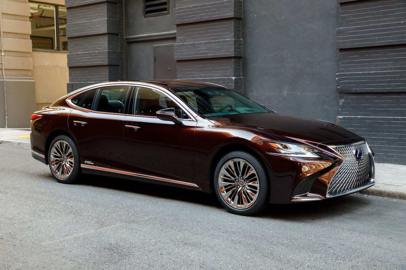 9 The Lexus Es 9 Exterior Ksa Redesign by Lexus Es 9 ..