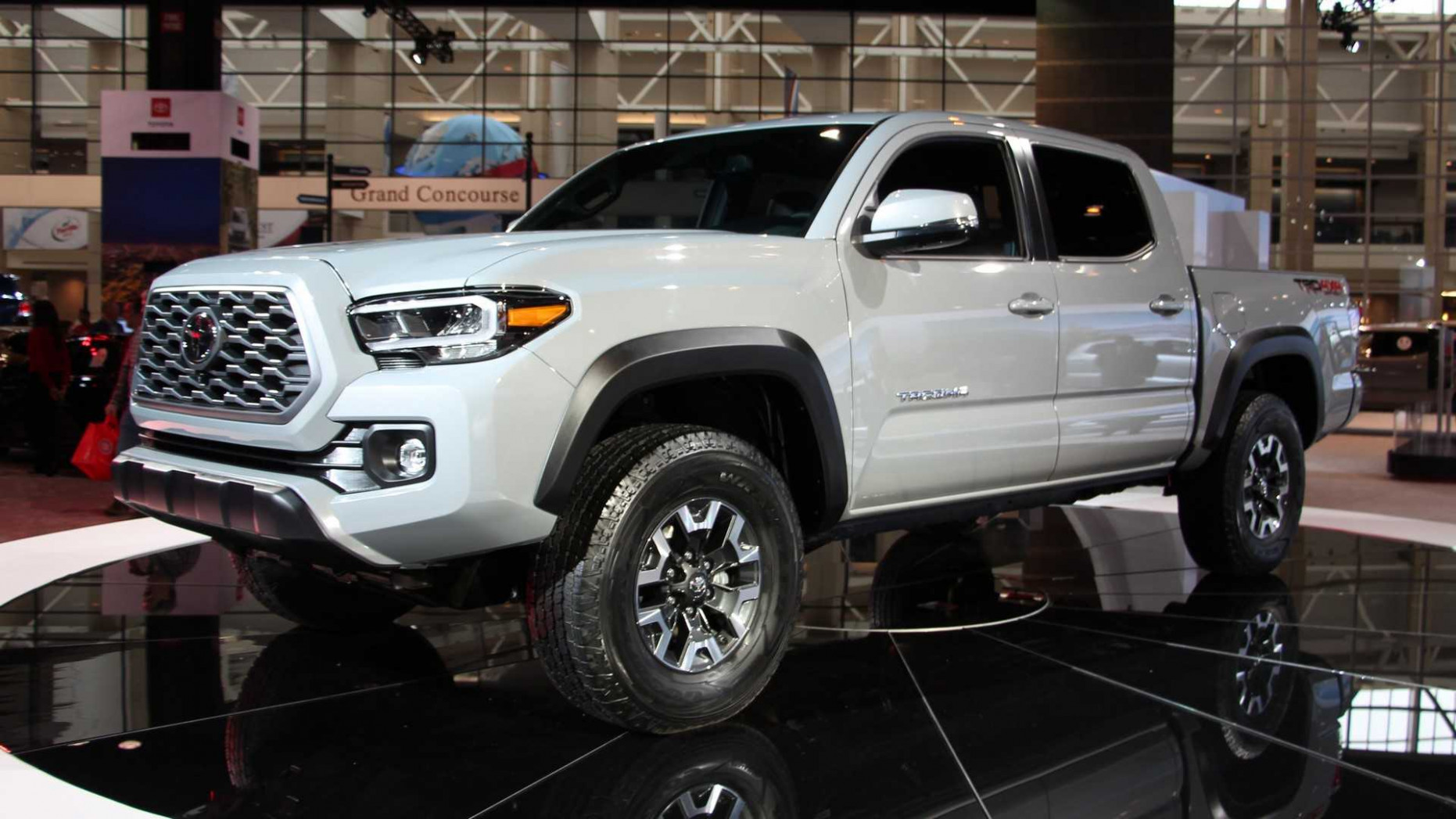9 The Toyota Tacoma Trd Pro 9 Specs - Car Review 9 : Car ..