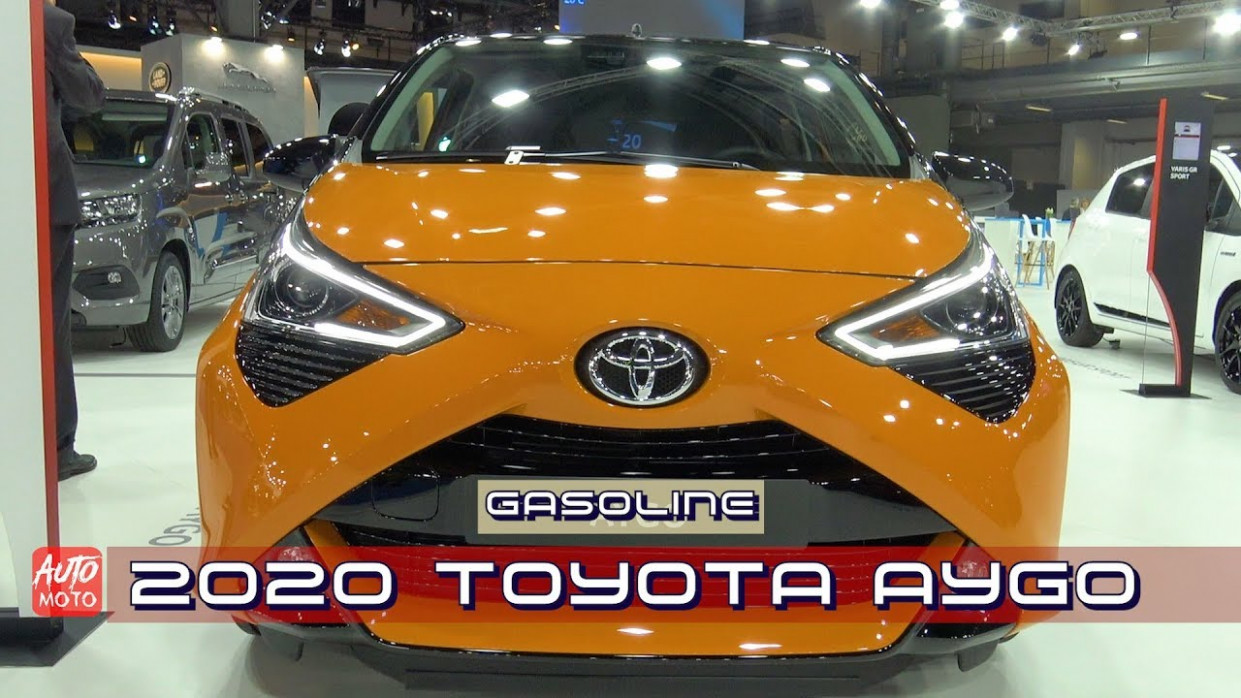 9 Toyota Aygo 9.9 Gasoline - Exterior And Interior - 2999 Automobile  Barcelona