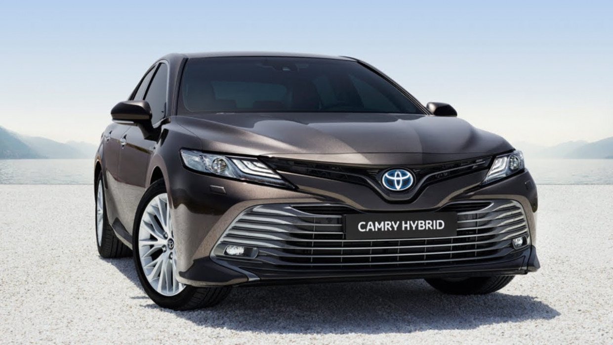 9 Toyota Camry Hybrid - All-New Toyota Camry Experience - toyota camry hybrid 2020