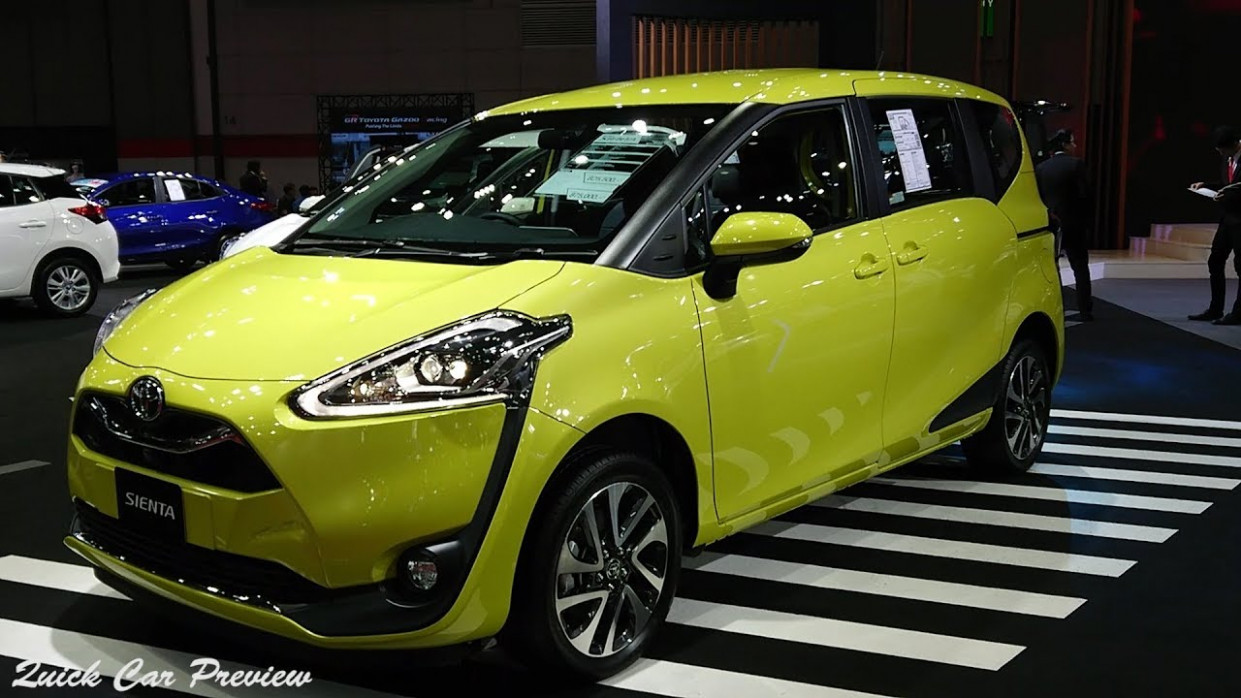 9 Toyota Sienta Facelift 9.9 V | Quick Preview