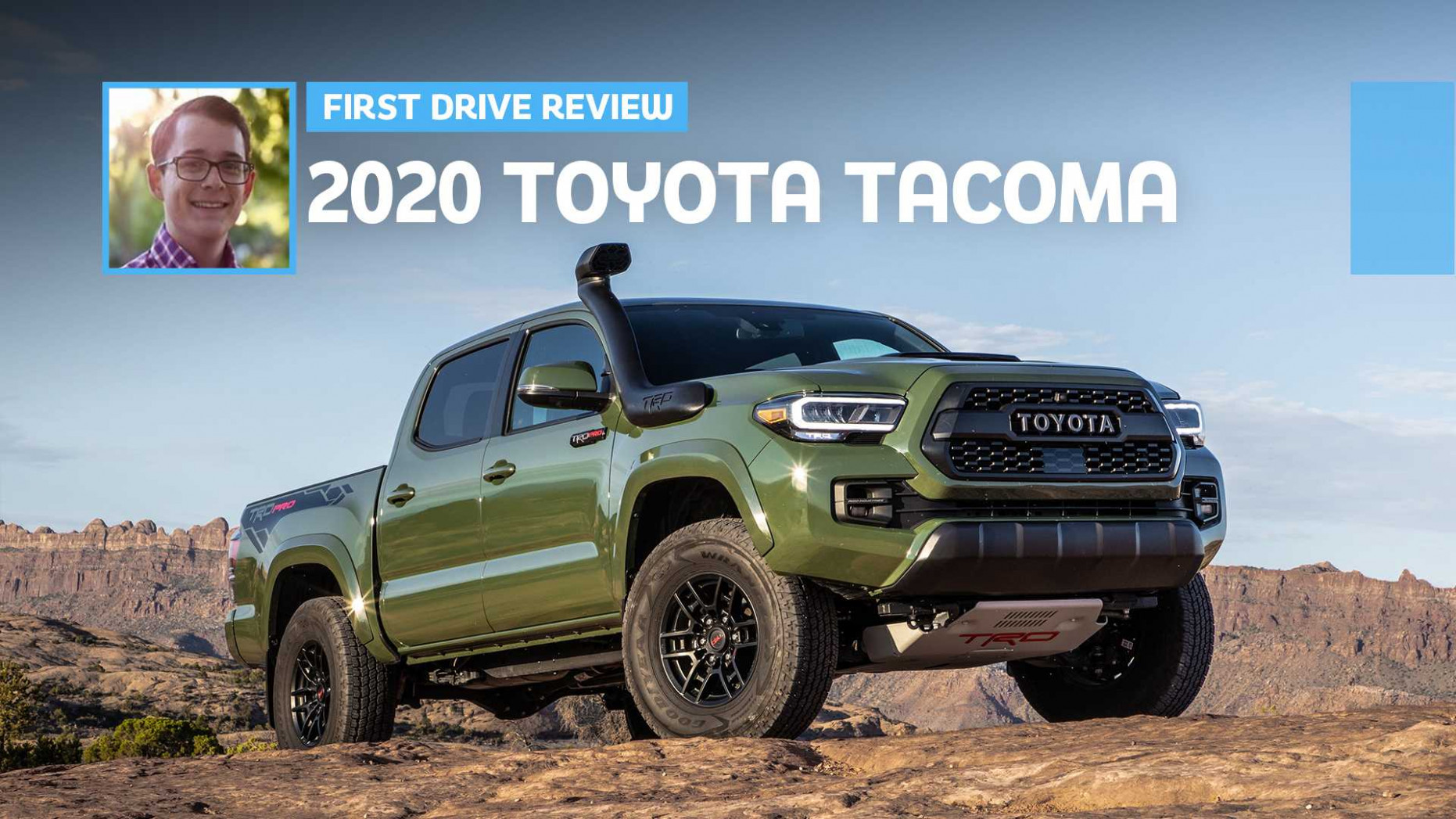 9 Toyota Tacoma First Drive: Taco Tuesday - toyota tacoma 2020 review