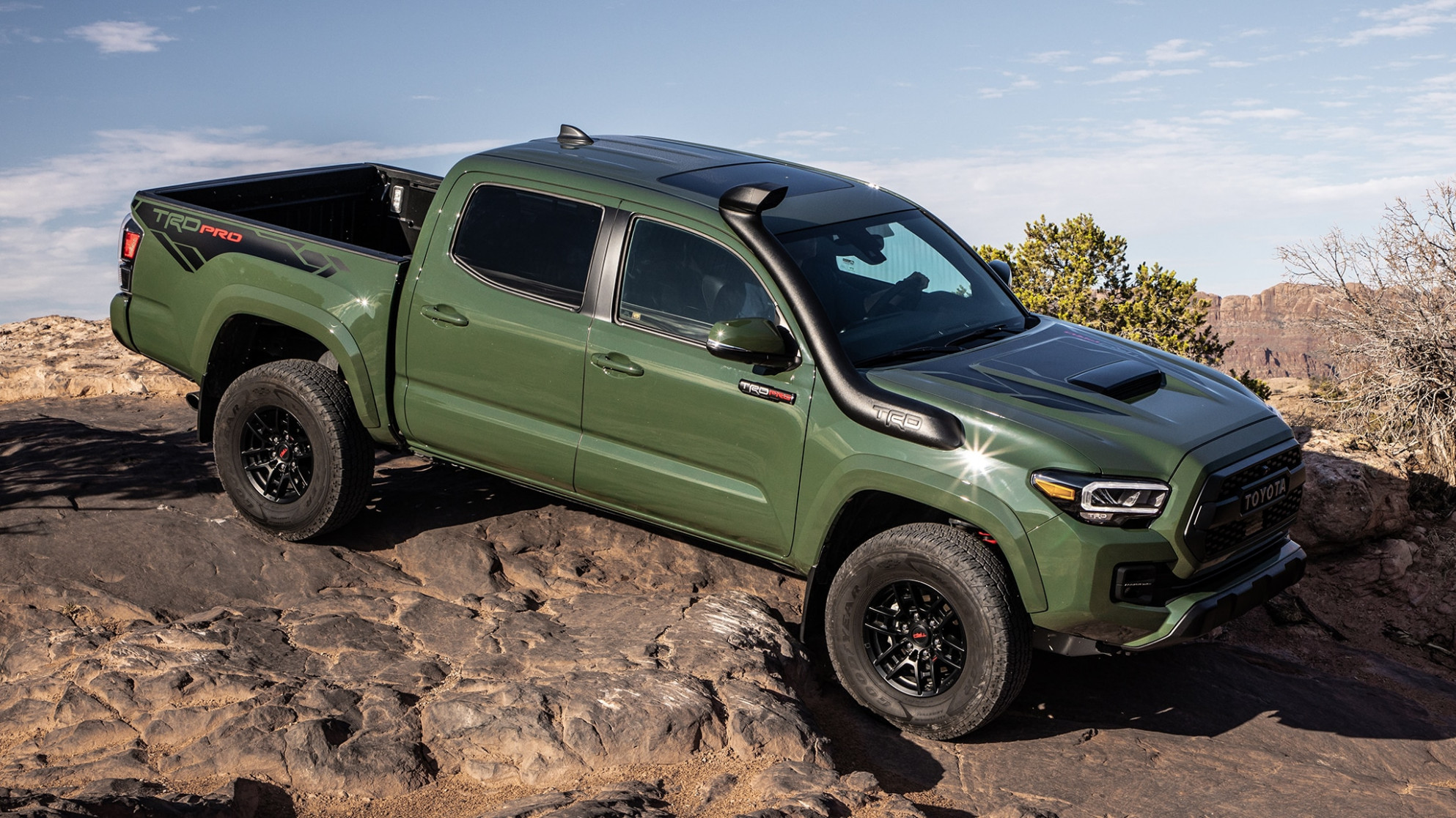 9 Toyota Tacoma TRD Pro Review: What's Improved, What's Not