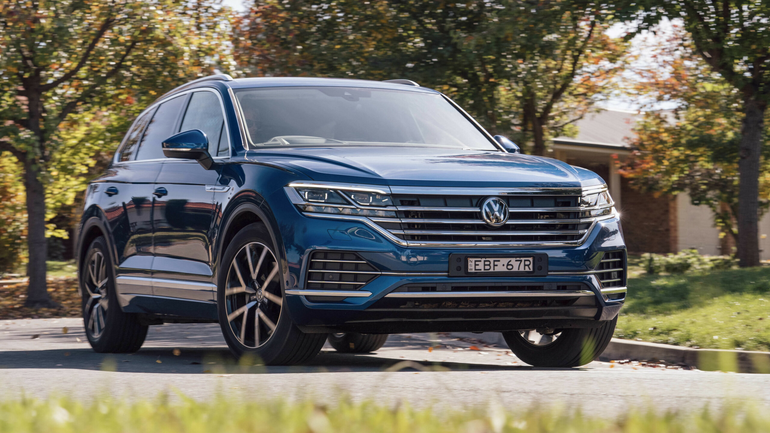 9 Volkswagen Touareg pricing and specs | CarAdvice