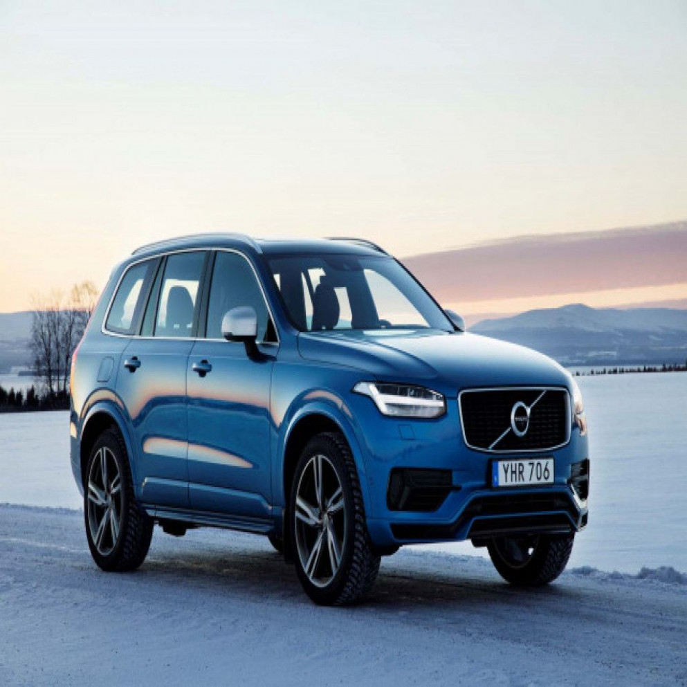 9 Volvo Xc9 Hybrid Mpg First Drive Review and Specs for 9 ...