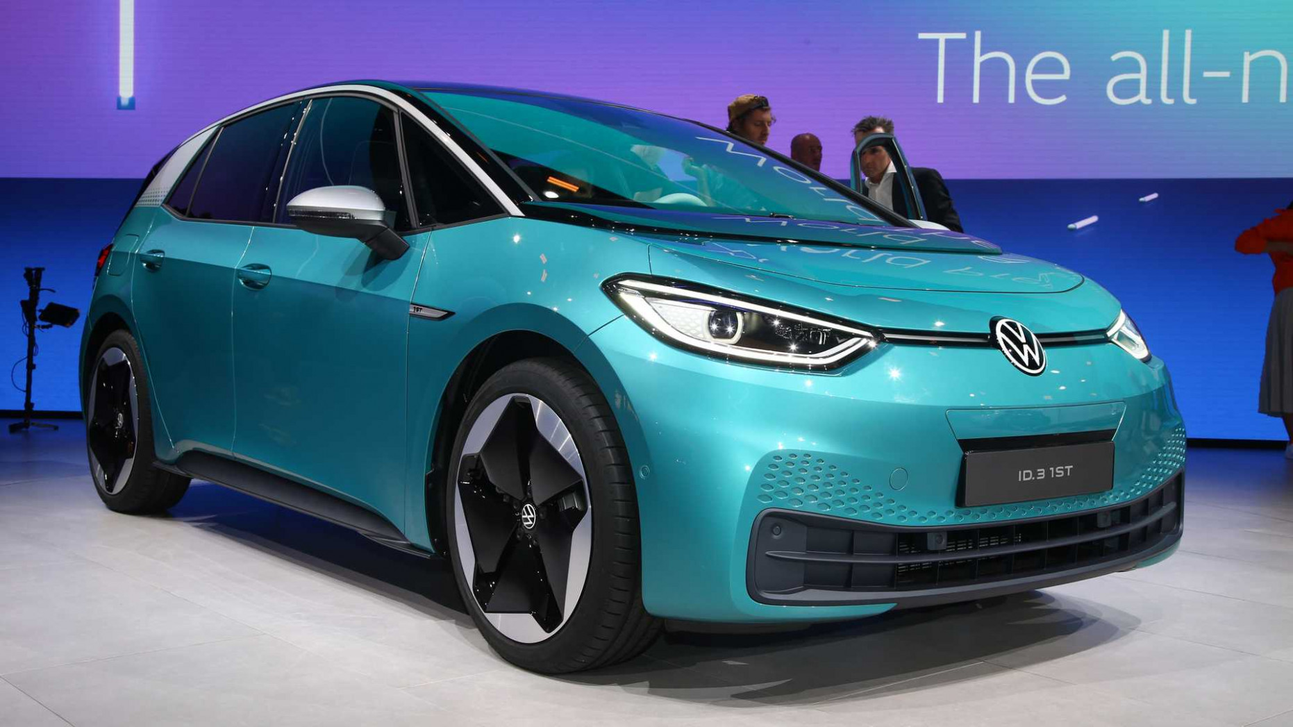 9 VW ID.9 Electric City Car Planned With 985-Mile Range: Report