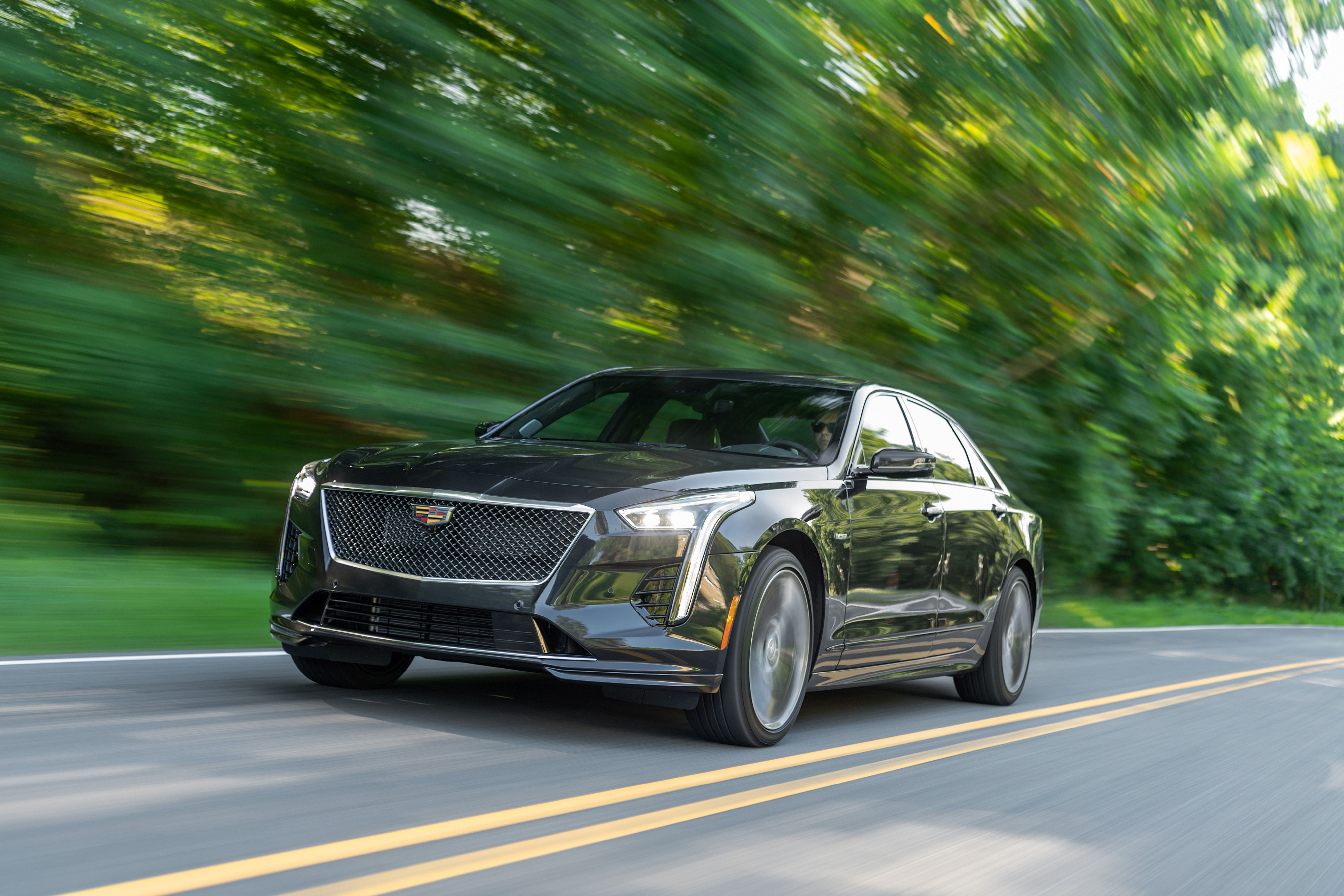 A 10-HP V-10 Probably Can't Save the 10 Cadillac CT10-V