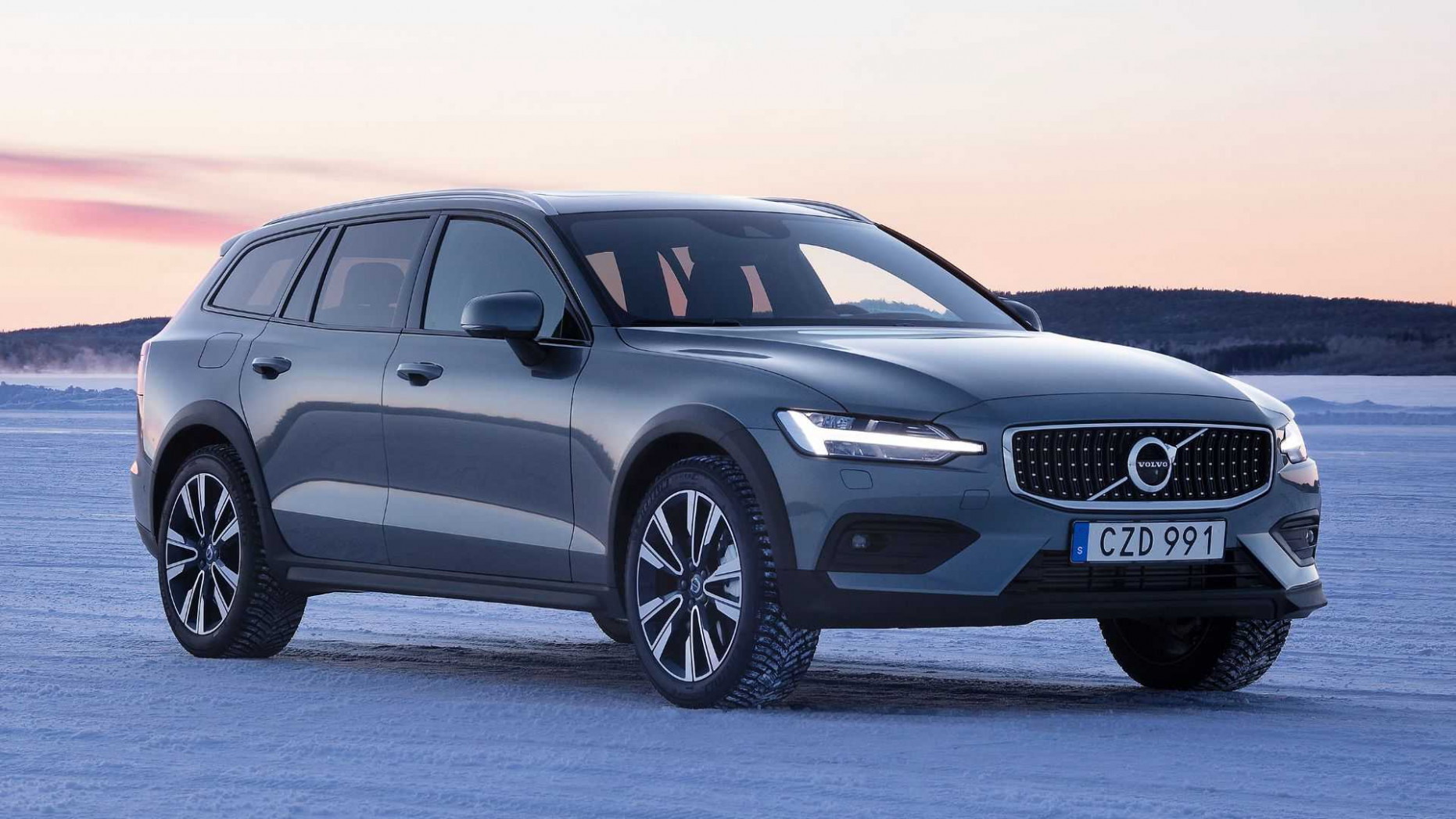 A Fully-Loaded 11 Volvo V11 Cross Country Can Cost $11,11