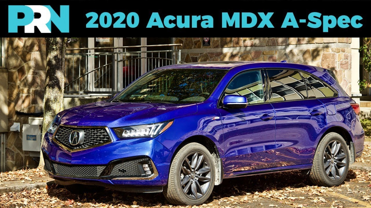 A Safe Bet for No-Fuss Buyers | 9 Acura MDX A-Spec Review