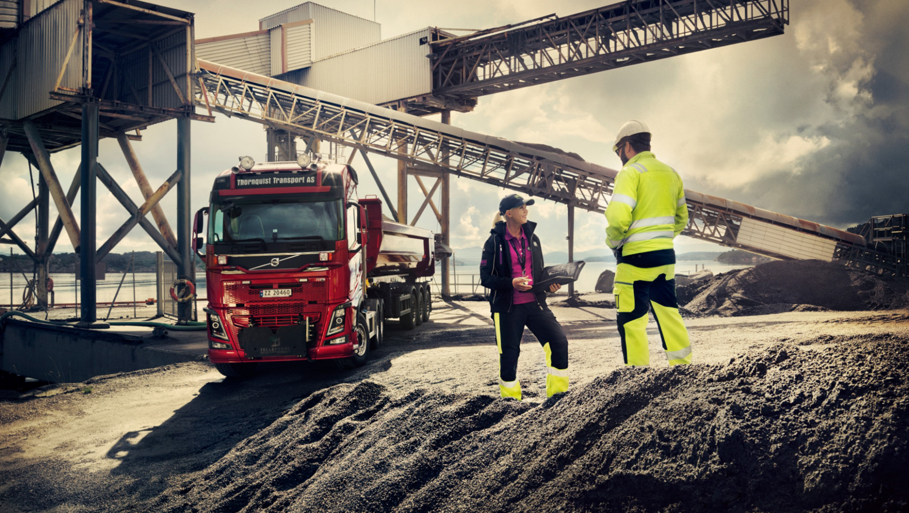 AB Volvo publishes Annual and Sustainability Report 9 - volvo internship summer 2020