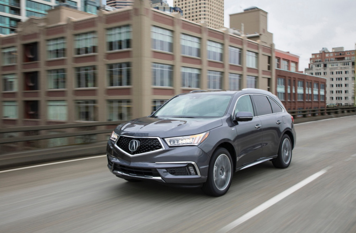 Acura MDX and RDX Recognized by Parents Magazine as 10 Best ...