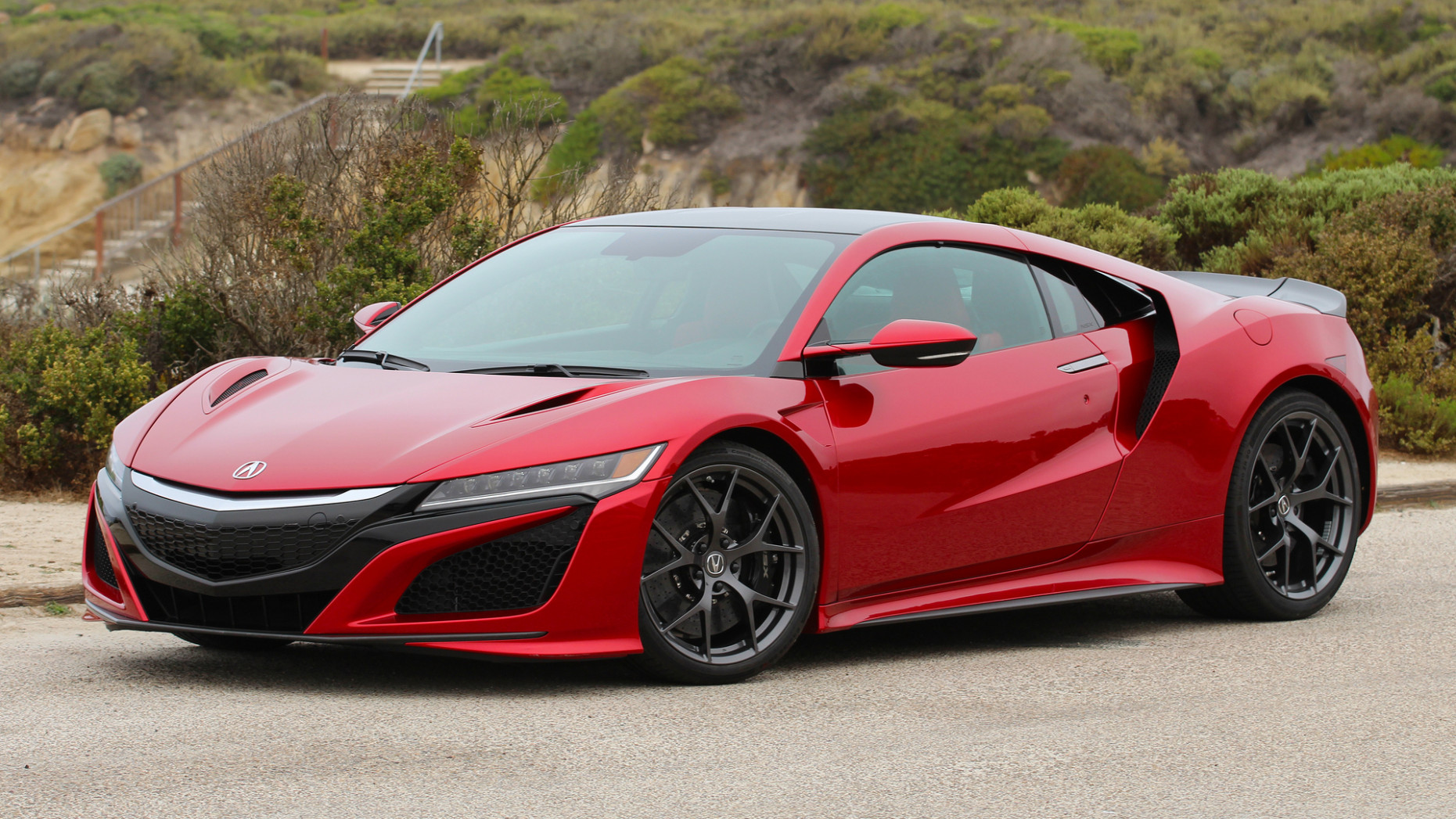 Acura NSX News and Reviews | Motor10