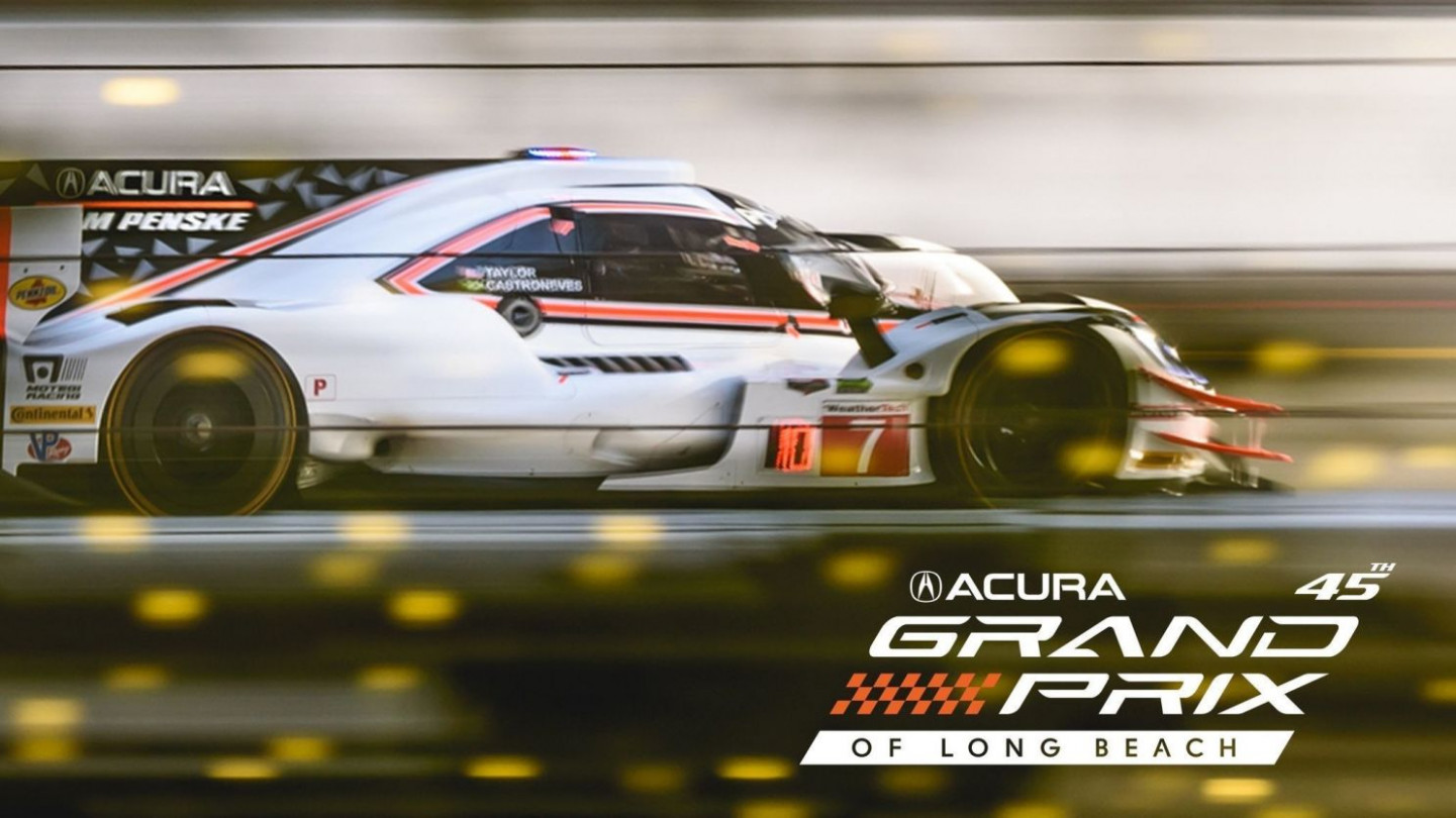 Acura to sponsor the 10th Grand Prix of Long Beach, April 10-10 ..
