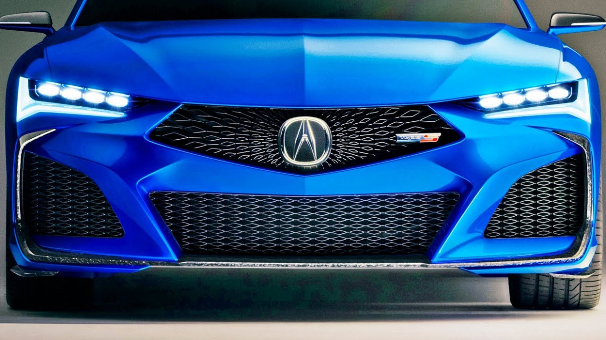 Acura TYPE S concept – Precision Crafted Performance - acura tlx type s 2020