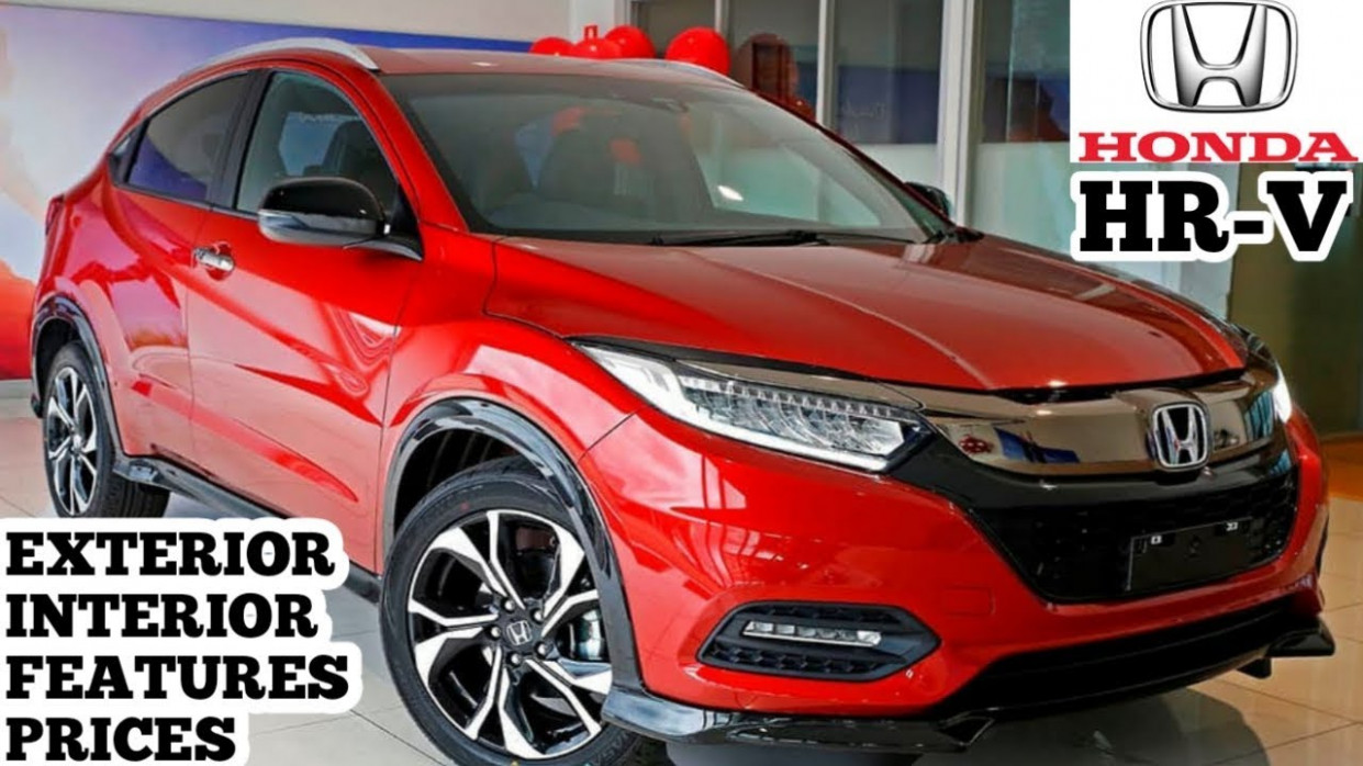 All New HONDA HR-V 11 SUV India Launch Date, Exterior, Interior, Prices,  Engine, Features