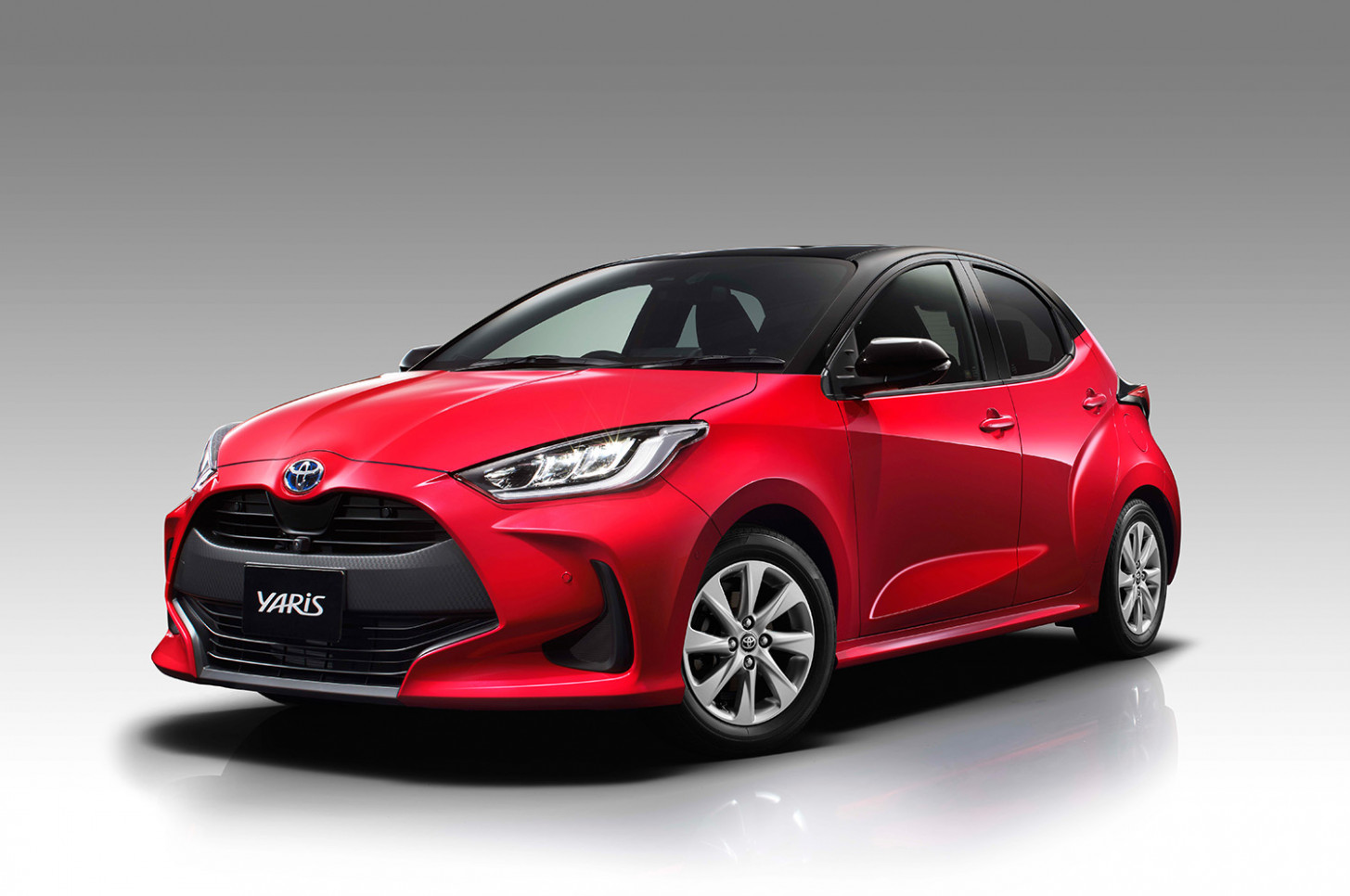 All-new Toyota Yaris revealed for 11