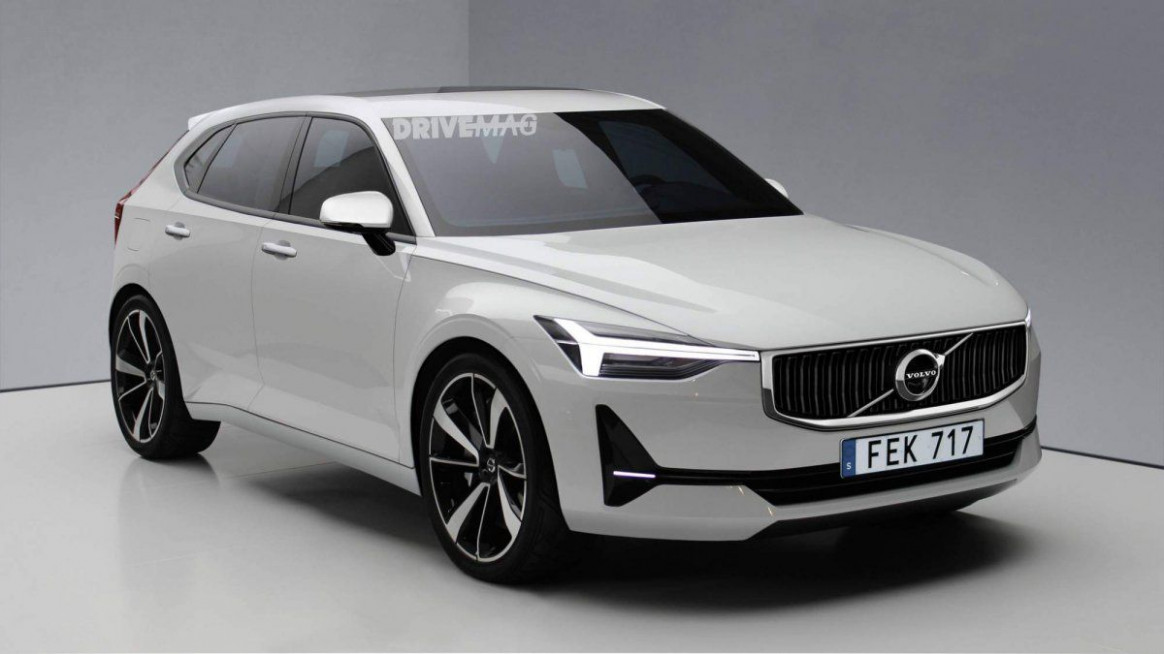 All-new Volvo V9 will most likely look like this - volvo new s40 2020