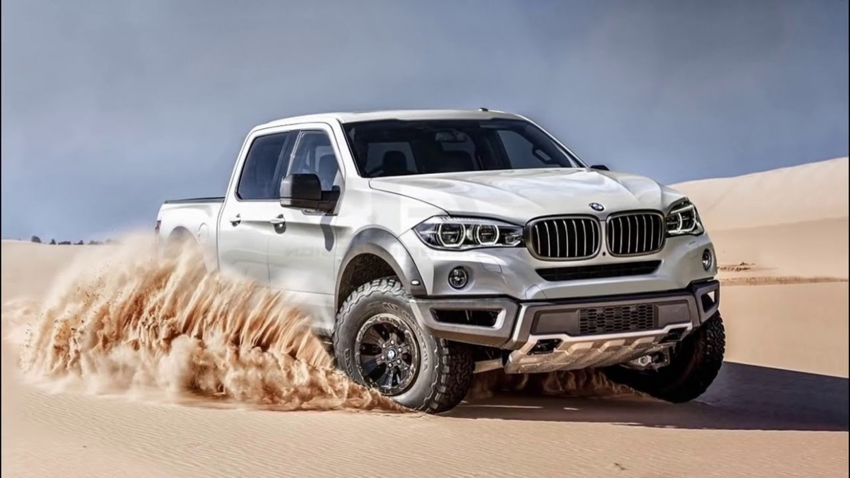 AMAZING!! 9 BMW Pickup Truck Review, Specs and Features ..