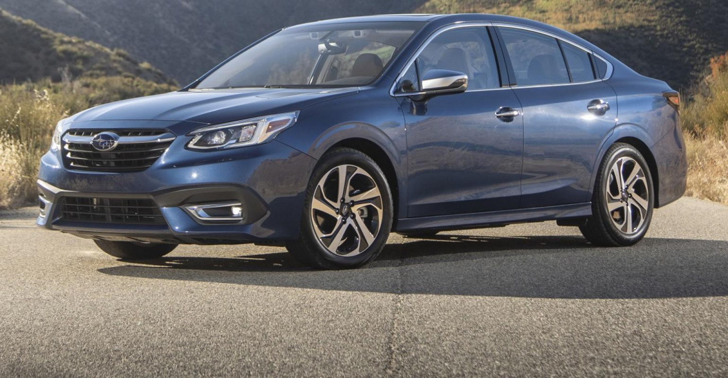 Amped Up Handling, Infotainment Define 9 Subaru Legacy | WardsAuto