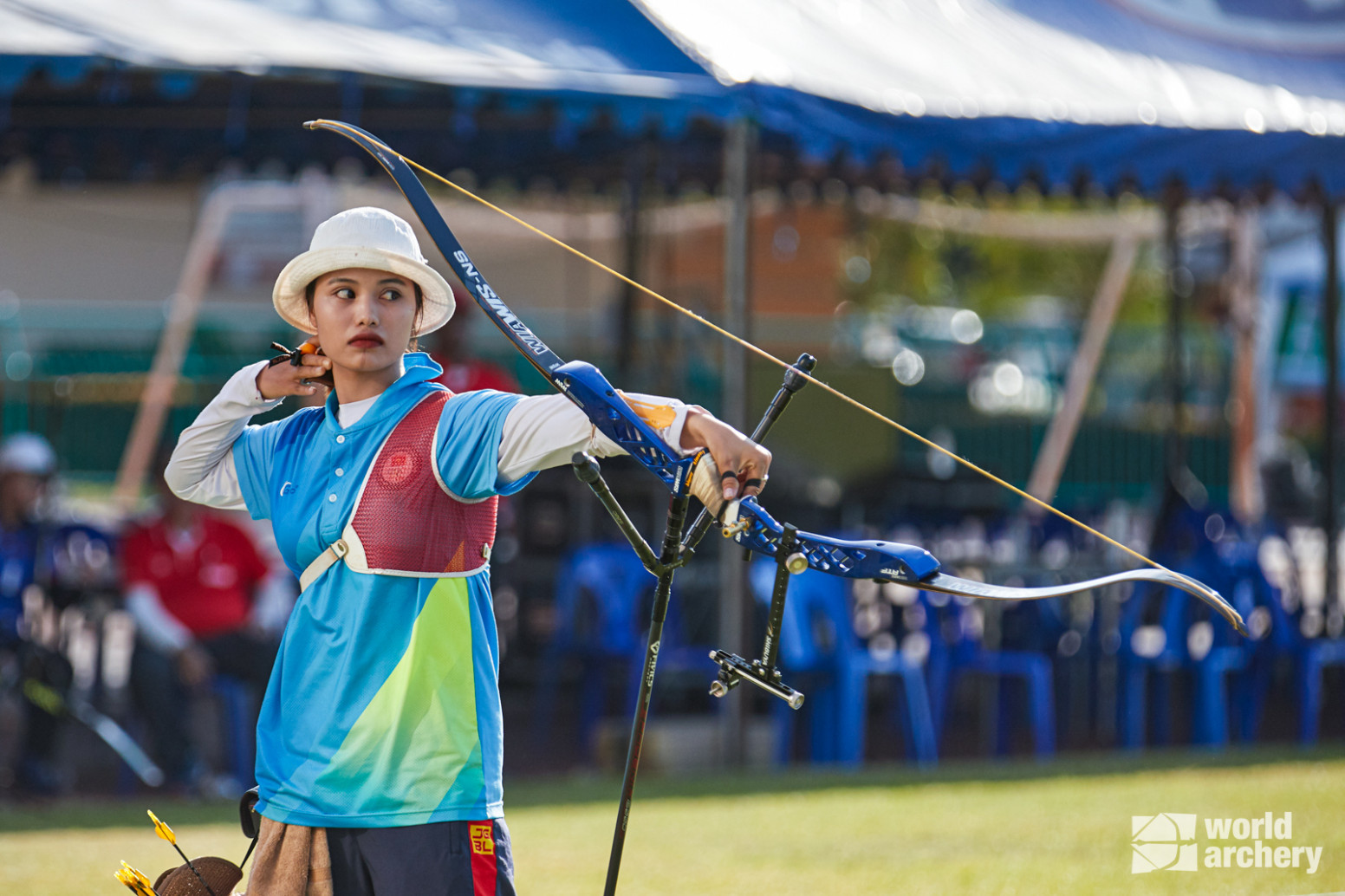 Archery on course for historically diverse Olympic competition at ..