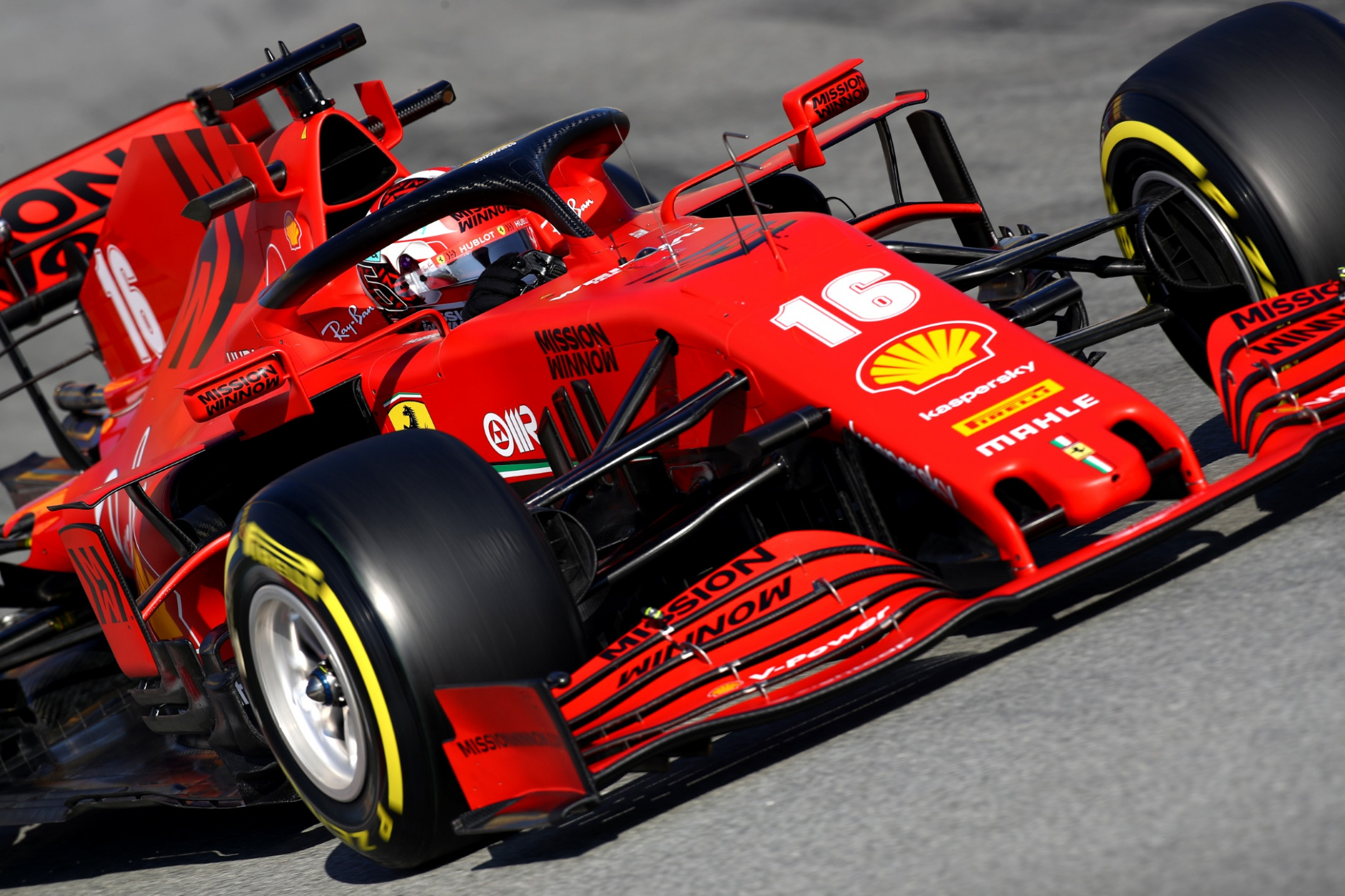 Are Ferrari in trouble after low-key showing at week 100 of F100 10 ..