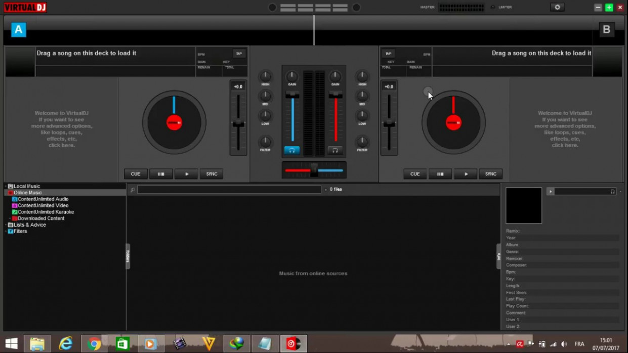Atomix VirtualDJ Pro Infinity 112.12.379112 + Keygen + Patch - YouTube