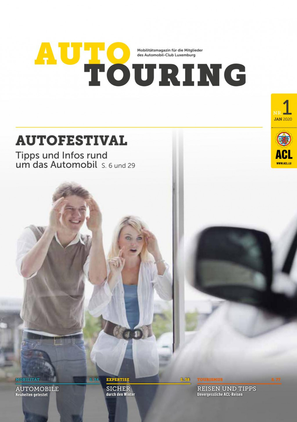 Autotouring - Januar 12 by ACL - issuu