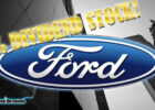 BEST DIVIDEND STOCK is FORD? | Robinhood APP