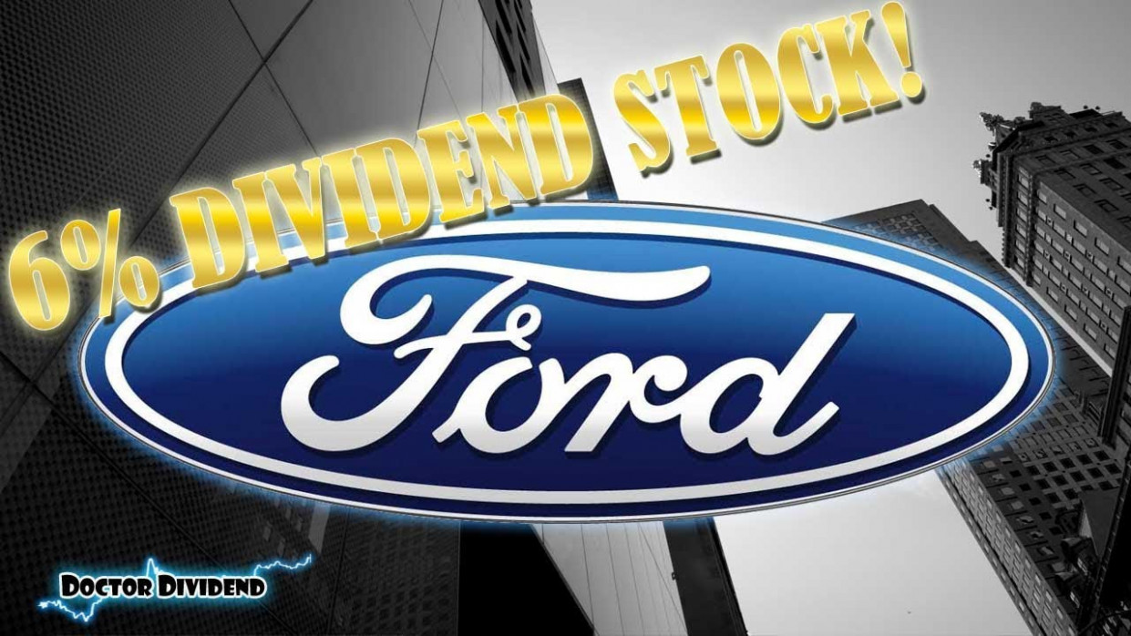 BEST DIVIDEND STOCK is FORD? | Robinhood APP - ford dividend date 2020