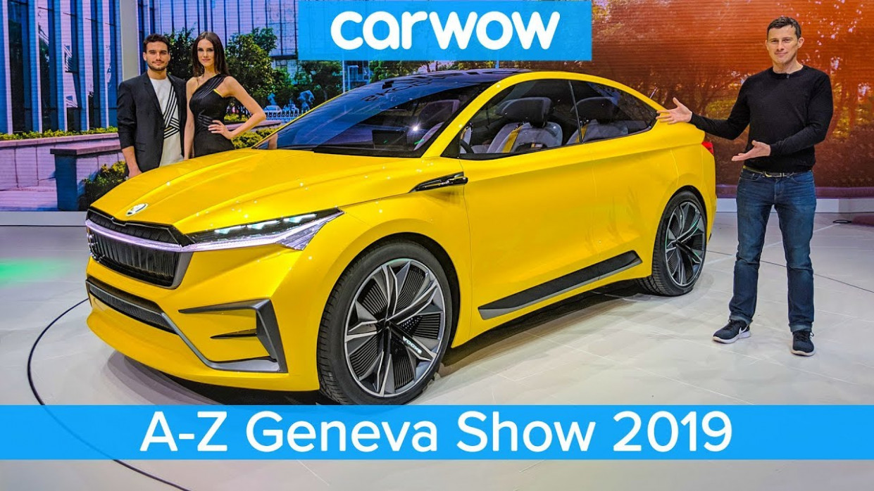 Best new cars coming 10-10: my A-Z guide of the Geneva Motor Show |  carwow - honda upcoming cars 2020