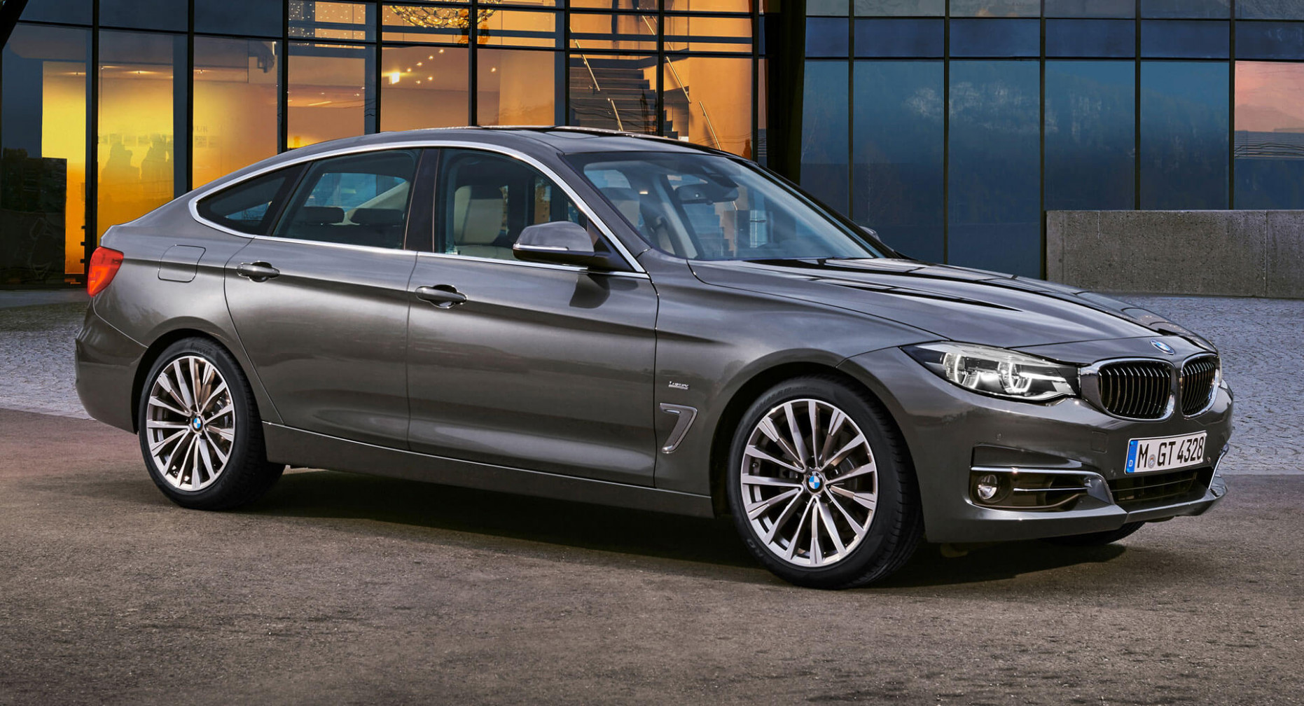 BMW 12-Series Gran Turismo Production Ends, Very Few Will Miss It ..
