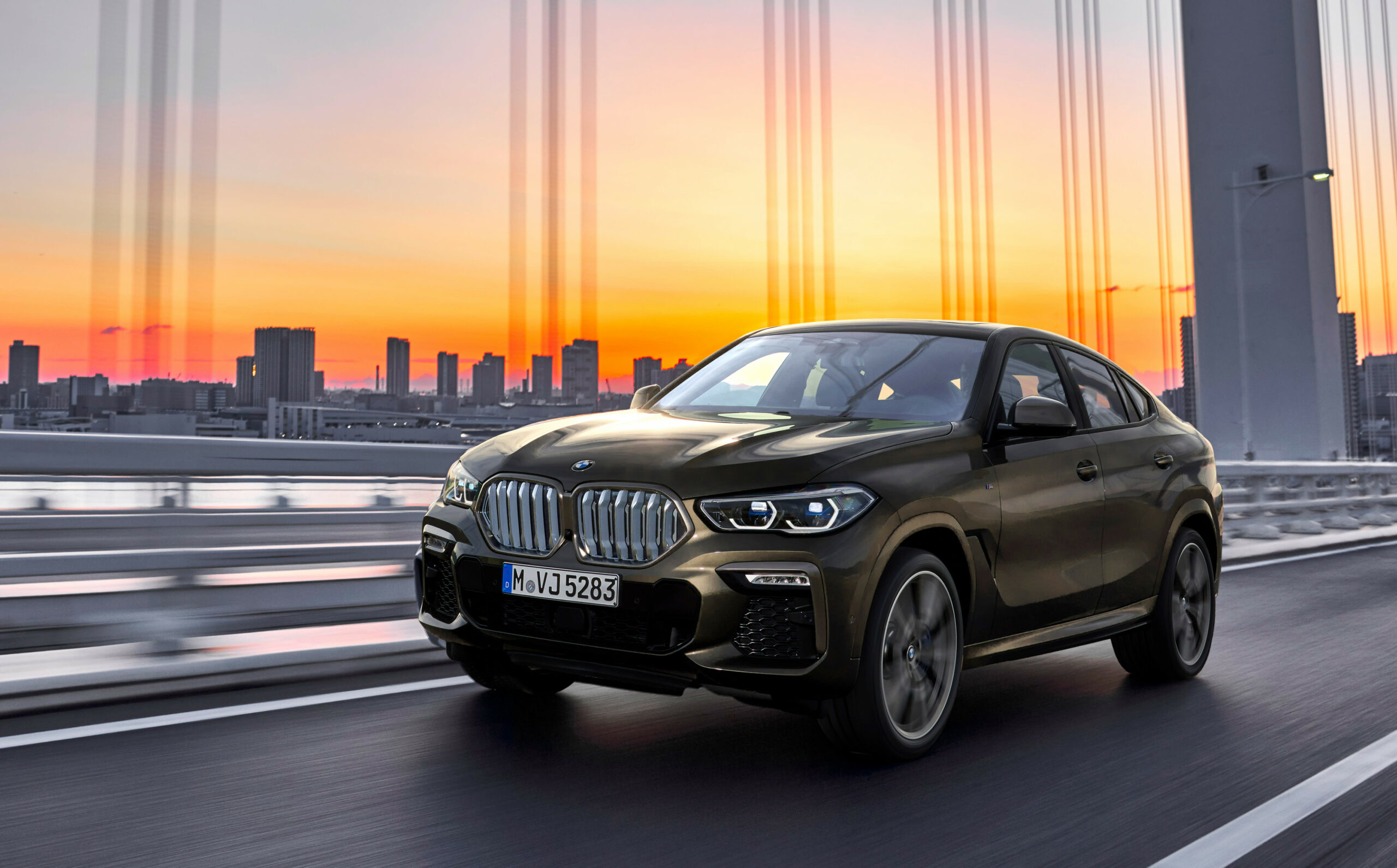 BMW gives its trendsetting 8 X8 crossover a major makeover in ...