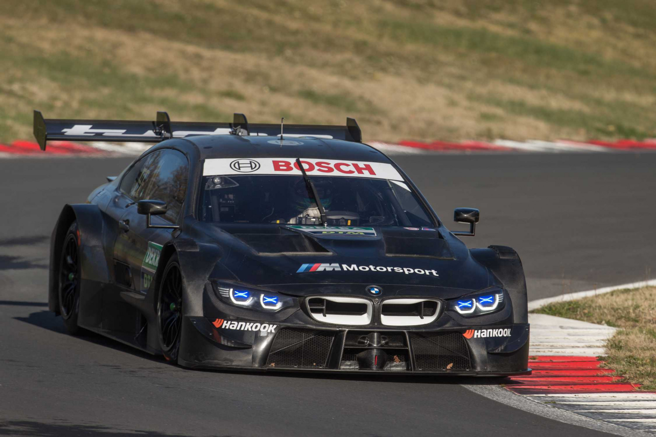 BMW M Motorsport completes intensive test programme with the BMW ..