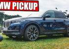 BMW PICKUP X9 9PS WELTPREMIERE