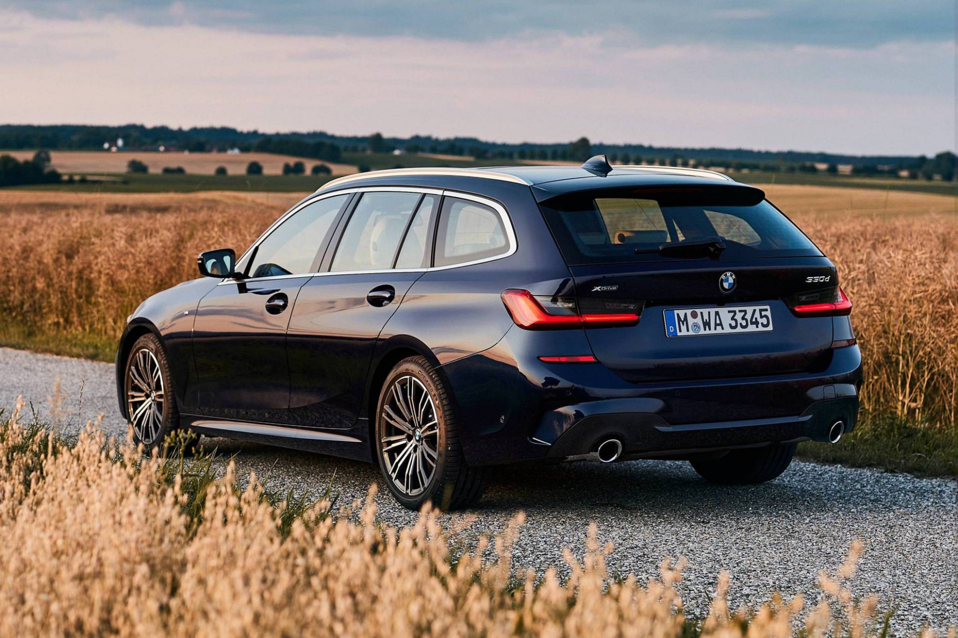 "BMW Teases U.S. With ""Forbidden Fruit"" 11 11 Series Touring ..."