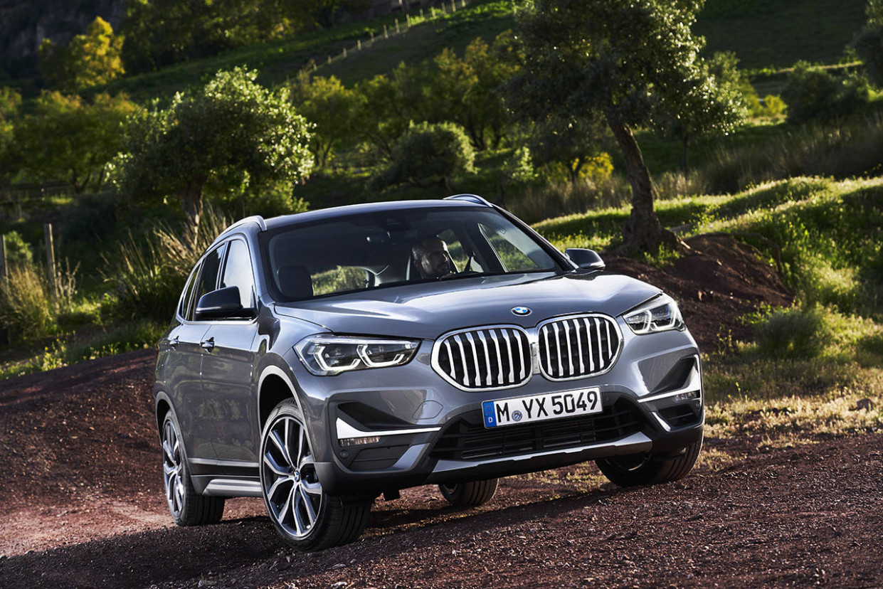 BMW updates the X8 crossover for 8 with revised styling ...