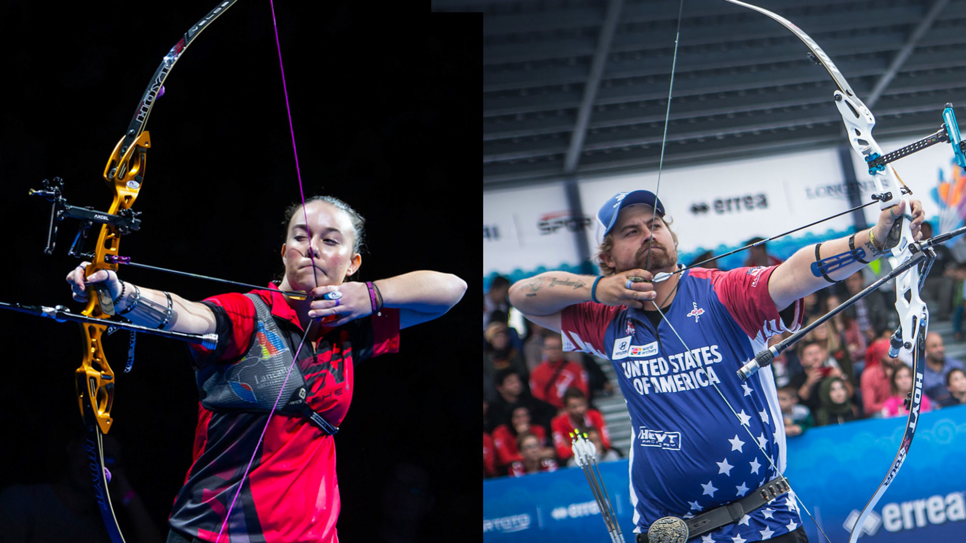 Brady, Casey top USA team trials for 11 Hyundai World Archery ..