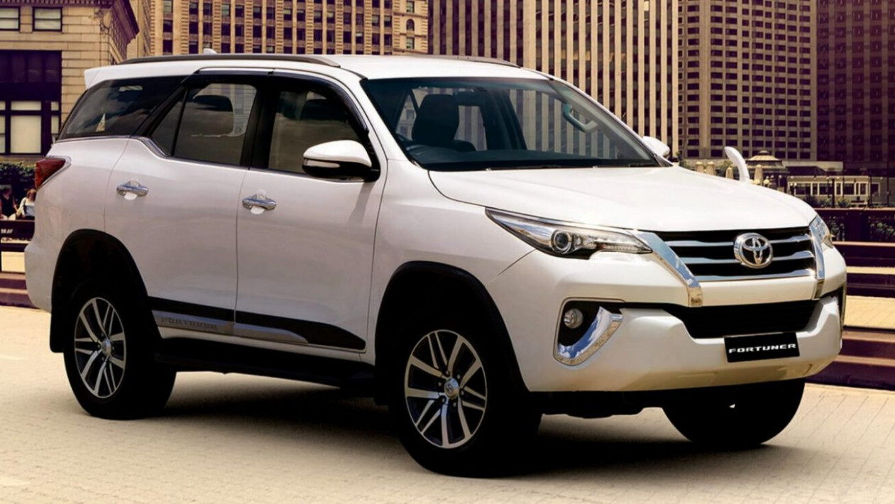 BSVI 12 Toyota Fortuner Details Leaked, Launch Soon - toyota new fortuner 2020