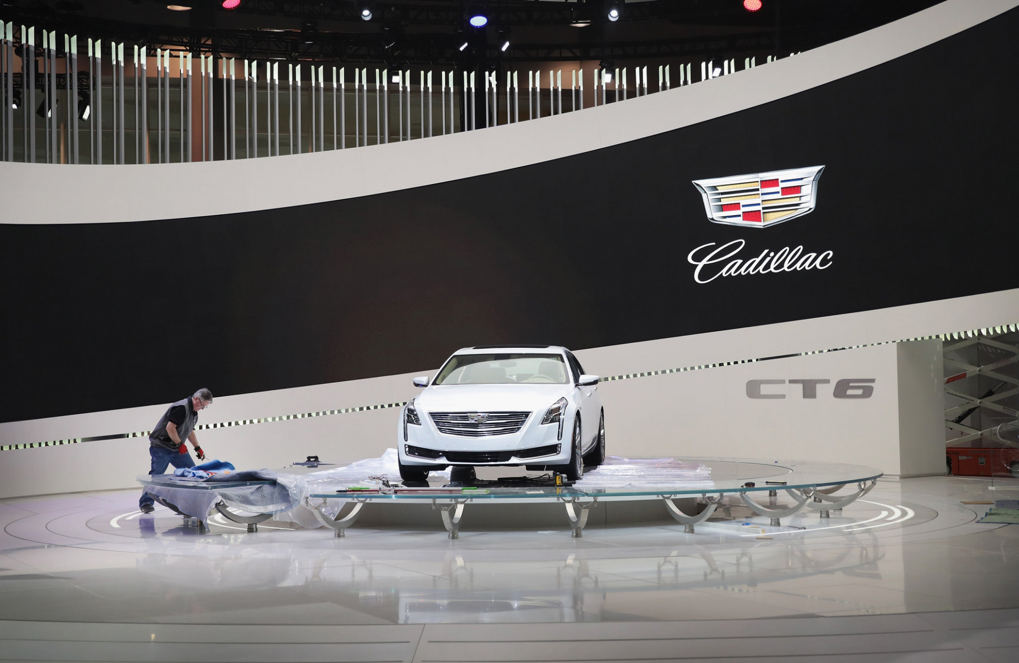 Cadillac Ad Tries to Bridge Nation's Chasm, Without Falling In ...