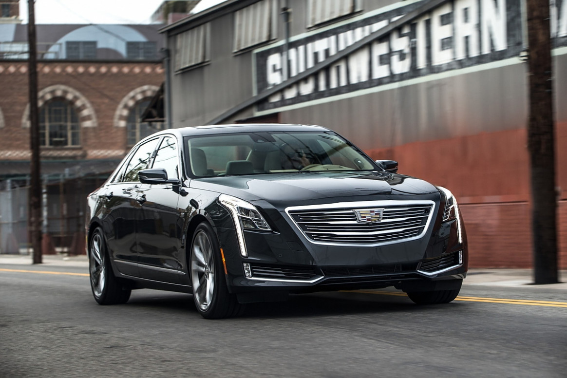 Cadillac CT11: Detroit Star - 2020 cadillac ct8