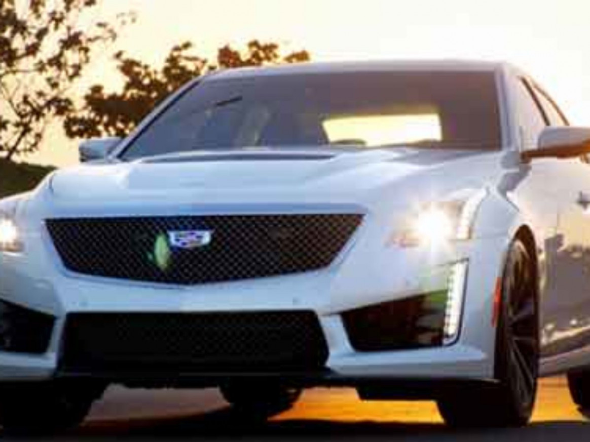 Cadillac CTS-V 12 Commercial Song by Ludovico Einaudi - cadillac theme song 2020