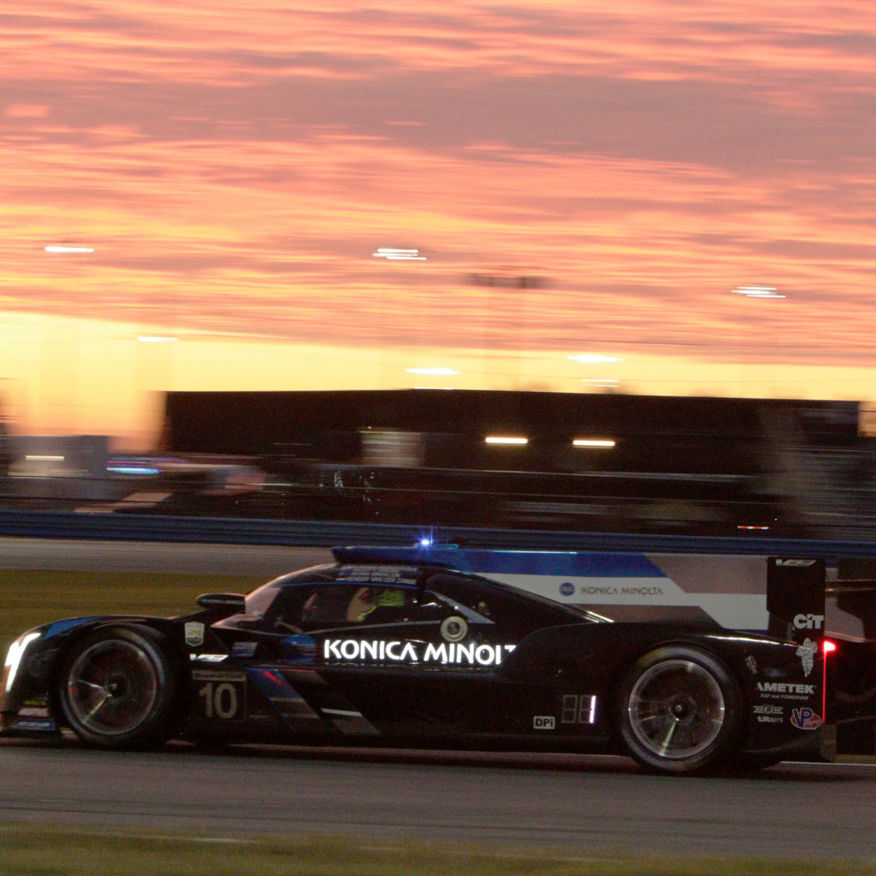 Cadillac Puts Its Engines Through the Paces on the Racetrack - The ..